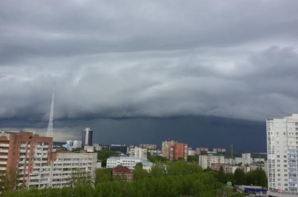 МЧС: в Нижегородской области прогремят грозы 3 июля