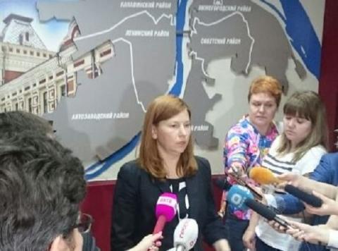 Елизавета Солонченко избрана главой Нижнего Новгорода