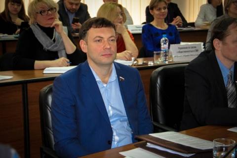 Михаил Кузнецов избран заместителем главы Нижнего Новгорода