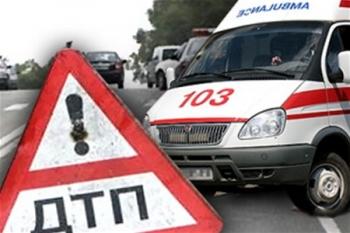 Автоледи на «Пежо» учинила ДТП, в котором пострадали двое детей