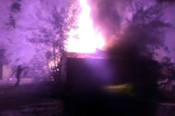 В Выксе из-за свечи сгорела квартира