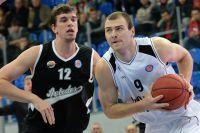 «Жальгирис» выиграл БК «Нижний Новгород»