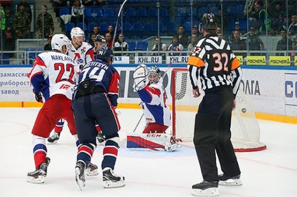 Нижегородское «Торпедо» обыграло «Куньлунь Ред Стар»