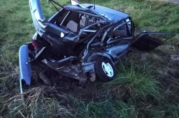 Мать с дочерью погибли в аварии в Богородском районе