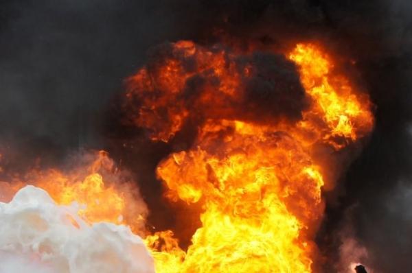 В Семеновском районе во время пожара сгорела 13-летняя девочка-инвалид