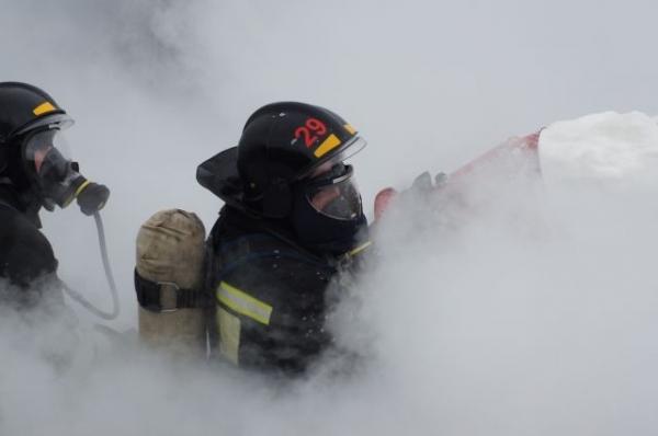 В Нижнем Новгороде во время пожара в запертом доме погиб младенец