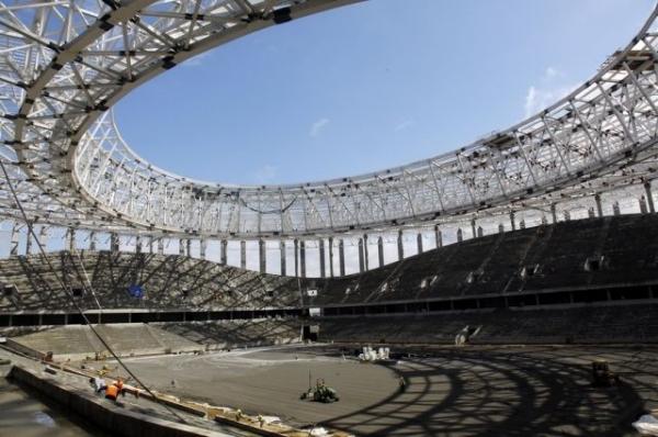 Главгосэкспертиза дала положительную оценку нижегородскому стадиону к ЧМ-18