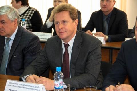 Согин покидает пост главы администрации Нижегородского района