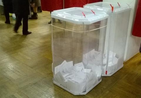 2,5 тысячи наблюдателей работают на избирательных участка в регионе