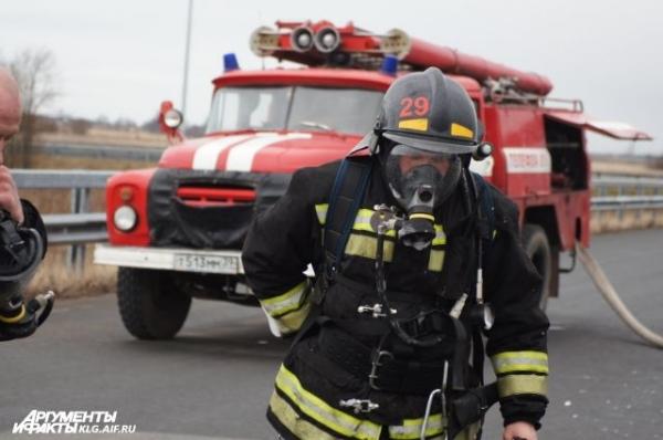 В Нижнем Новгороде из-за пожара эвакуирован ТЦ «Седьмое небо»
