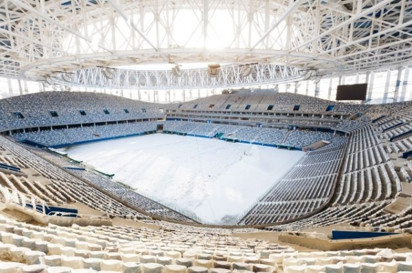 Стадион «Нижний Новгород» разрешили ввести в эксплуатацию