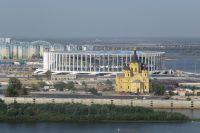 На площади Минина и Пожарского появится парк футбола Чемпионата мира