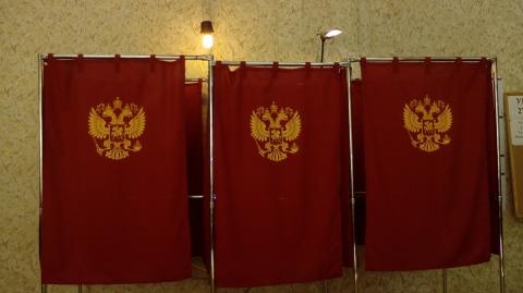 Глава Советского района принял участие в выборах Президента