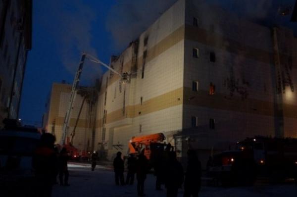 После трагедии в ТЦ Кемерово в Нижегородской области пройдут проверки