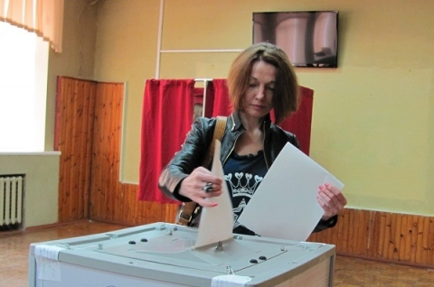 Явка на выборах Президента РФ в Нижегородской области выросла до 26,85%