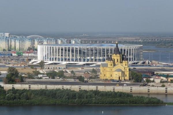 В пятерку самых популярных у туристов городов ЧМ-2018 попал Нижний Новгород