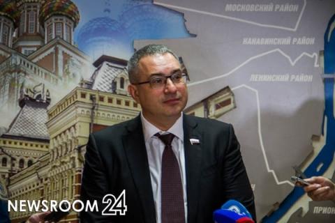 Отчет главы города Владимира Панова о деятельности администрации в 2017 году - отправная точка для его текущей и будущей работы, - Барыкин