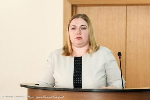 Елена Лекомцева возглавила «Нижегородэлектротранс»