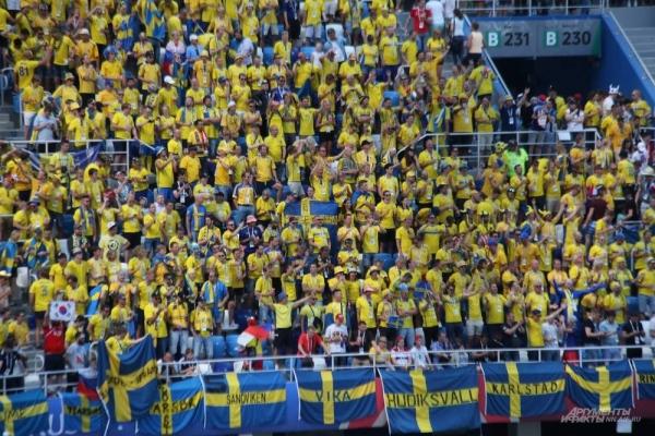 «Они были слишком высокие». Почему Южная Корея уступила шведам на ЧМ