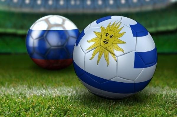 Сборная Уругвая по футболу прибыла в Нижний Новгород