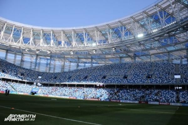 Сборные Хорватии и Дании сыграют в Нижнем Новгороде 1 июля