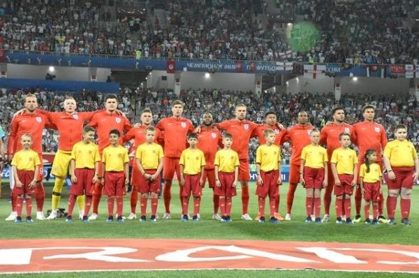Сборная Англии по футболу отправится в Нижний Новгород 23 июня