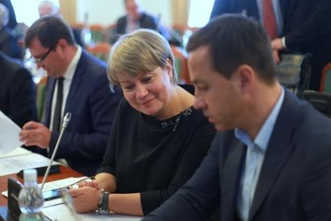 Клочкова выдвинута справороссами на пост губернатора