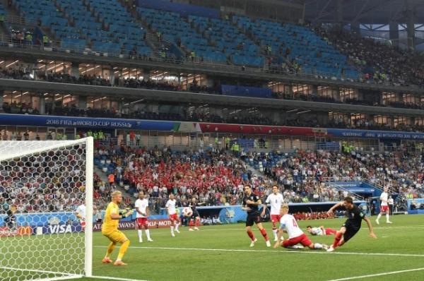 Игра на результат. Как Хорватия одержала драматичную победу над Данией