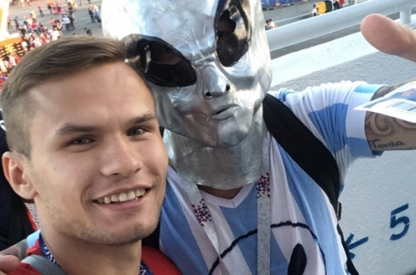 «Теперь наши болельщики изменятся». Волонтер — о работе на матчах ЧМ-2018