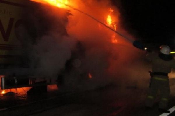 Очевидцы: в Нижнем Новгороде взорвалась «ГАЗель»