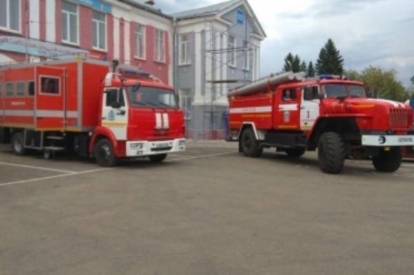 Последствия пожара на заводе в Дзержинске ликвидированы