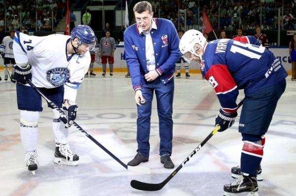 Нижегородское «Торпедо» победило минское «Динамо» со счетом 6:1