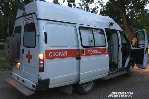 В Нижегородской области случилось ДТП из-за инсульта у водителя