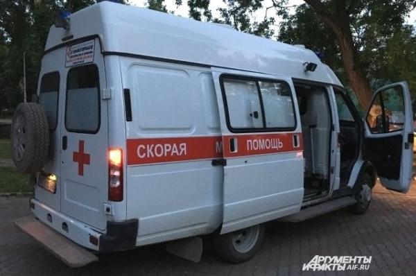 В Нижнем Новгороде водитель сбил девушку с младенцем на руках