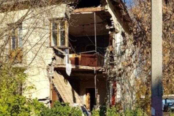Под Нижним Новгородом частично обрушился жилой дом