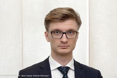 Алексей Карапузов назначен замглавы города по информтехнологиям