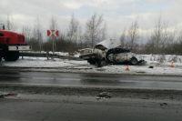 Четверо детей пострадали в результате ДТП в Лысковском районе