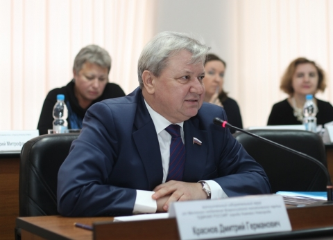 ТПП обязательно поддержит нового главу Арзамаса - Краснов