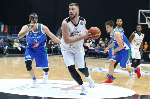 БК «Нижний Новгород» победил «Парму» во втором овертайме