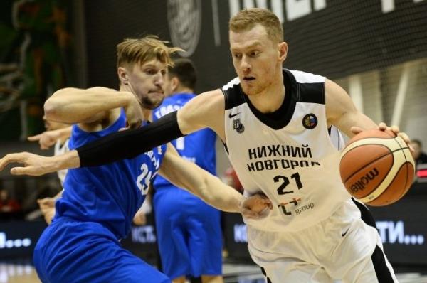 БК «Нижний Новгород» вышел в «Финал четырех» Кубка России