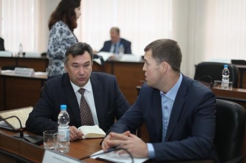 Каргин наконец-то принял участие в заседании думы Нижнего Новгорода