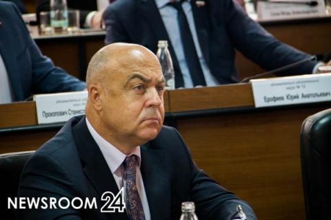 Никитин внес кандидатуру Солодкого в Заксобрание на должность уполномоченного по правам предпринимателей