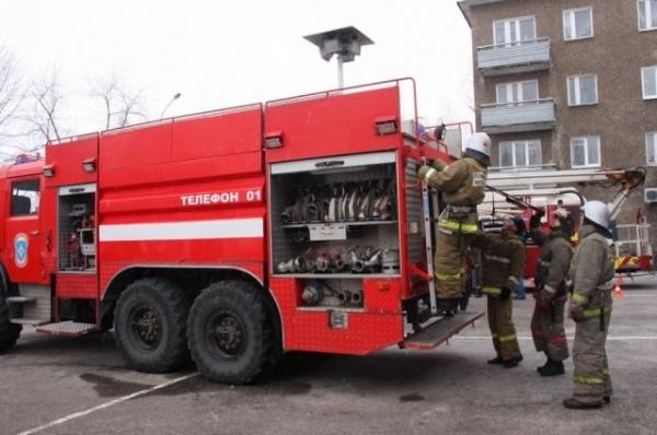 Три человека погибли за сутки при пожарах в Нижегородской области