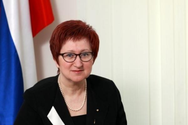 Омбудсмен в Нижегородской области Надежда Отделкина пострадала в ДТП