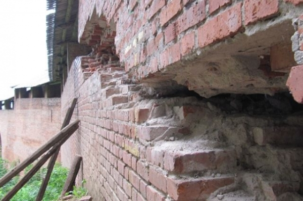 В Нижнем Новгороде ввели режим ЧС из-за угрозы обрушения дома