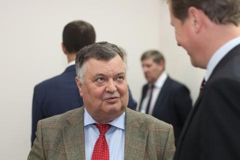 Дума Нижнего Новгорода приняла решение о досрочном прекращении полномочий депутата Разумовского