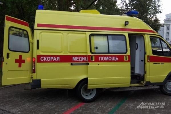 В Нижний Новгород доставили младенца с ожогами 40 % тела