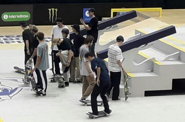 В чемпионате Европы по скейтбордингу примет участие 81 райдер