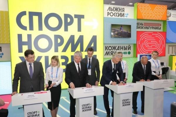 Минспорта и РФС помогут развивать футбол в Нижегородской области