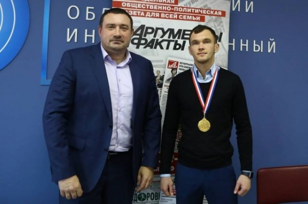 Чемпион мира по боевому самбо Александр Нестеров рассказал о своей победе